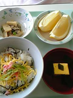 お昼(3日)
