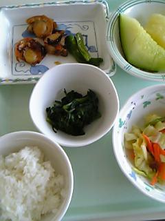 お昼(13日<br />  )