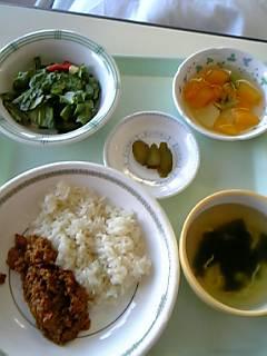 お昼(10日<br />  )
